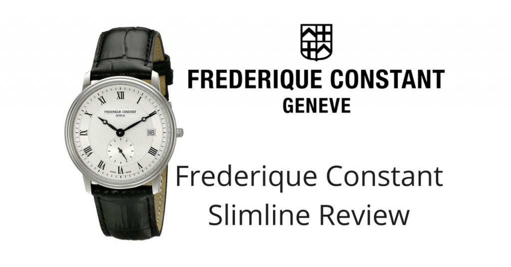 Frederique Constant Slimline Review